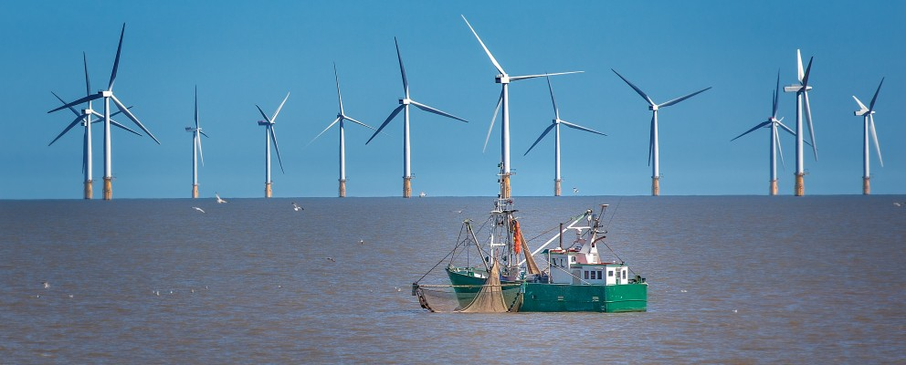 Offshore Wind Tourism Center For Environmental And